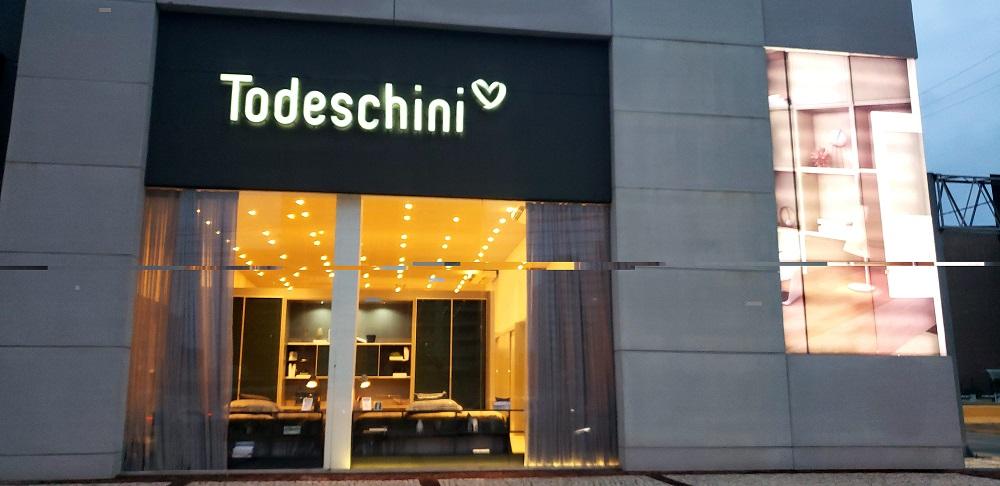 Novo showroom da Todeschini é inaugurado em Fortaleza (CE)