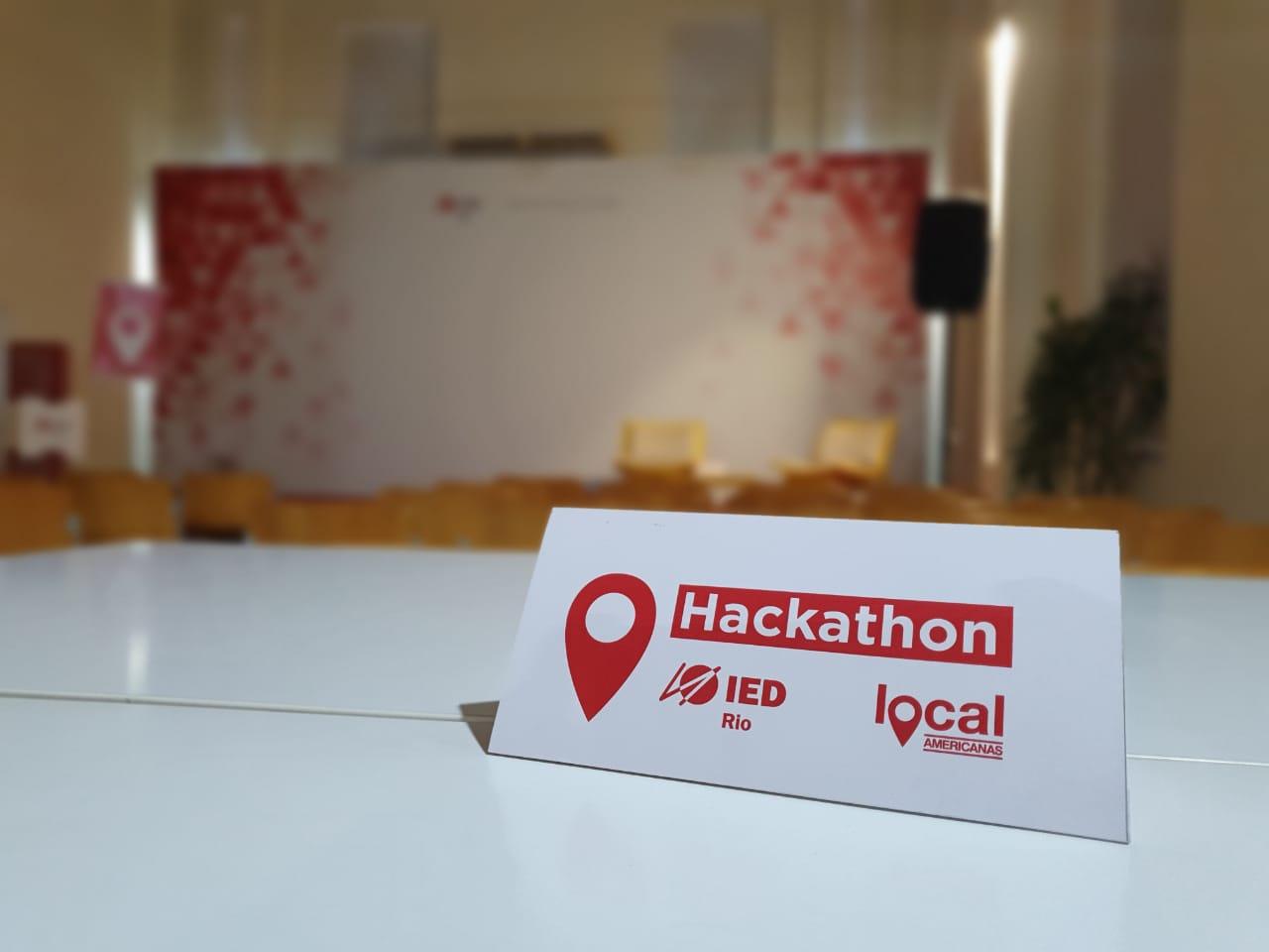 Lojas Americanas promoveu hackathon de design