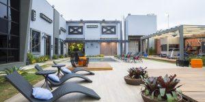 Revestimentos da Cipatex decoram cenário e festas de reality show