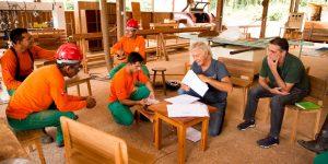 FSC Brasil realiza curso com temas sobre consumo de materiais