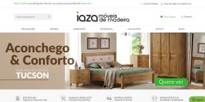 Móveis de madeira maciça: e-commerce Iaza é especializada no produto