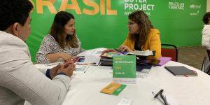 Projeto Comprador da Abimóvel e Apex-Brasil reúne dez compradores para feira