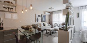 Decoração para apartamentos pequenos com estilo e conforto