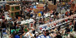 Vendas no varejo de móveis e eletro recuam em novembro