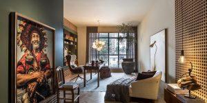Ambientes da Eucatex na Casa Cor 2019 levam estilo e sofisticação