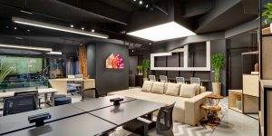 Tecnologia na Casa Cor: espaço por metro quadrado