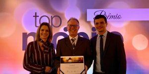 Farben comemora conquista no Prêmio Top Móbile de 2019