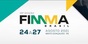 Faltam 21 meses para a 15ª FIMMA Brasil