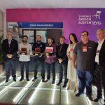 Entrega do Prêmio Design Sustentável foi um dos destaques do primeiro dia da Femur 2020