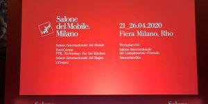 iSaloni realiza lançamento da feira para imprensa de todo o mundo