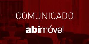 Abimóvel emite novo comunicado e pede que a estratégia de isolamento social seja repensada