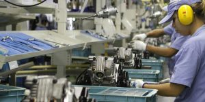 Indústria brasileira cresce 0,9% em janeiro