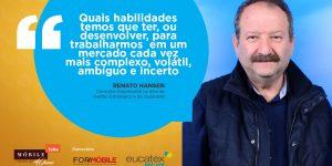 """Móbile Talks divulga com quem será """"conversa da quinta-feira"""""""