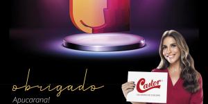 Colchões Castor conquista prêmio Top de Marcas Apucarana
