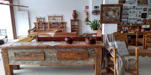 Ferramenta on-line possibilita compra de móveis na Expo Móveis Rústicos
