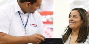 Consumidores da Via Varejo no DF poderão fazer pagamentos ao vendedor