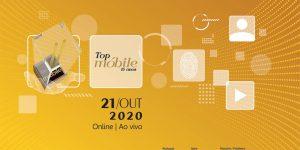 Horário definido para transmissão online/ao vivo da premiação  do Top Móbile 2020