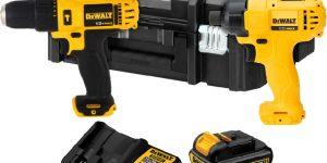 Dewalt apresenta kits de ferramentas ao completar 25 anos