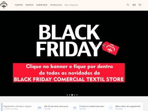 Comercial Têxtil Store