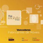 Relação dos vencedores no segmento Fabricantes de Móveis