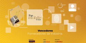 Relação dos vencedores no segmento Fornecedores da Indústria