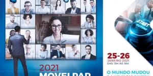 Movelpar Conference acontecerá em três momentos em 2021