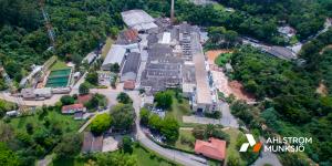 Fábrica de Caieiras da Ahlstrom-Munksjö completa 130 anos