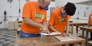 Instituto Leo passa a se chamar Instituto Leo Social e lança curso para marceneiros