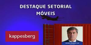 Prêmio Exportação RS: Doripele Kappesberg são destaque em móveis