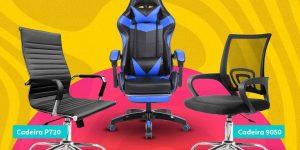 Venda de cadeiras de escritório Prizi cresce 6 vezes