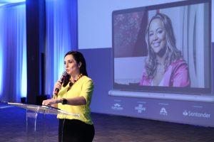 Izabela Camargo segundo dia Movelpar Conference