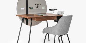 XP Inc. oferece para sua equipe, móveis home office da Riccó