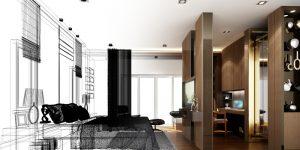 Mercado imobiliário aquece e reforça demanda por design de interiores