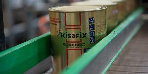 Kisafix registra crescimento de vendas nos adesivos base água