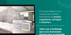 Promob Software Solutions lança solução por assinatura para marcenarias