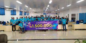Campanha da Gazin já arrecadou mais de R$ 1,5 milhão para a Apae