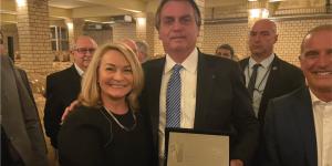 Presidente da Abimóvel participa de jantar com Jair Bolsonaro