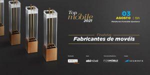 Conhecidos os fabricantes de móveis classificados ao Top Móbile 2021