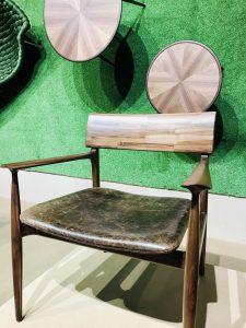 móveis brasileiros no Supersalone