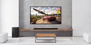 LG lança modelos de Sound Bars com realidade sonora avançada e design sustentável