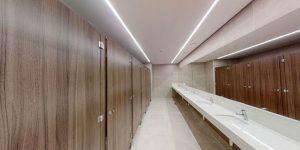Divisórias Sanitárias Métrea proporcionam durabilidade e praticidade